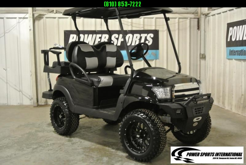 2015 CUSTOM Club Car Precedent EFI Fuel Injected GAS Golf Cart #9084