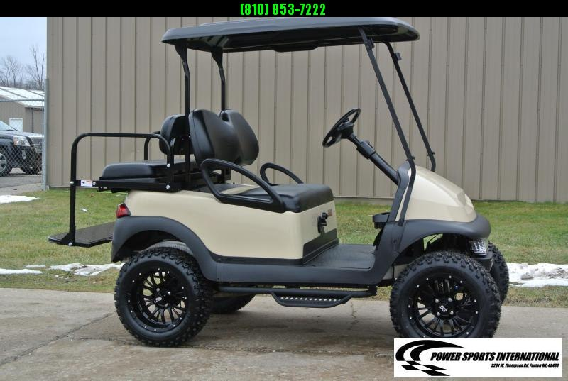 2015 CUSTOM Club Car Precedent EFI Fuel Injected GAS Golf Cart #9309