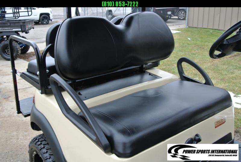 2015 CUSTOM Club Car Precedent EFI Fuel Injected GAS Golf Cart #9309