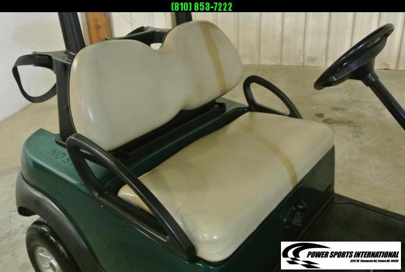 2015 Club Car Precedent EFI Gas Golf Cart in HUNTER GREEN #0708