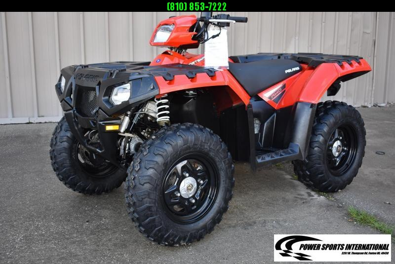 2016 POLARIS SPORTSMAN XP 1000 METALLIC RED EDITION #9657