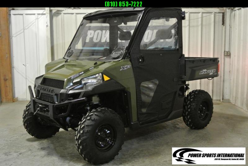 2018 POLARIS RANGER XP 900 FULL-SIZE UTV SIDE BY SIDE #7494