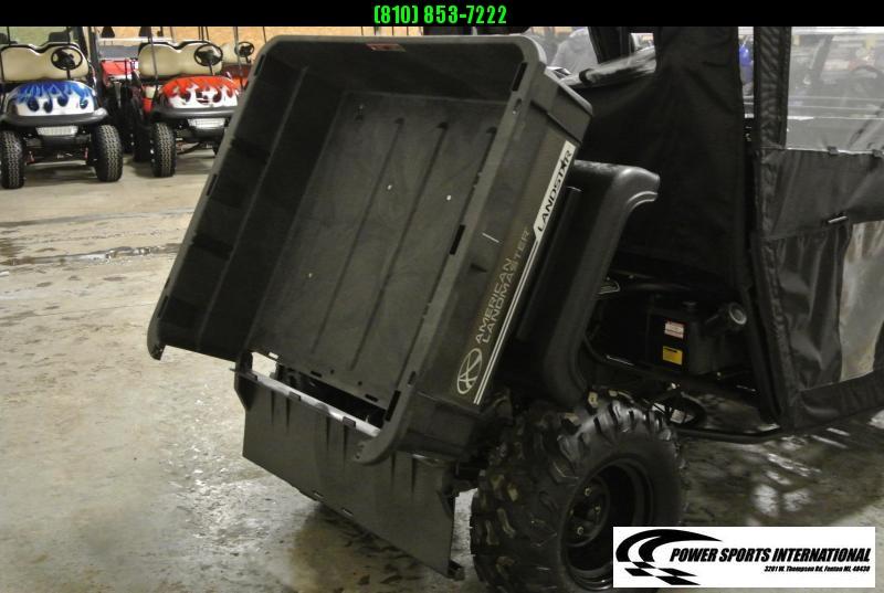 2020 American Land Master LS 700 Utility Side-by-Side (UTV) w/ Plow #0023