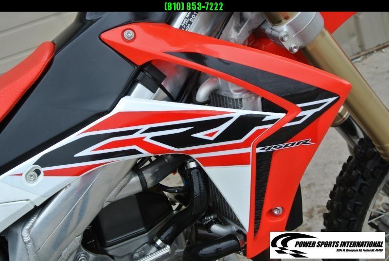 2016 HONDA CRF450RG CRF Motocross Bike MX Motorcycle #1734