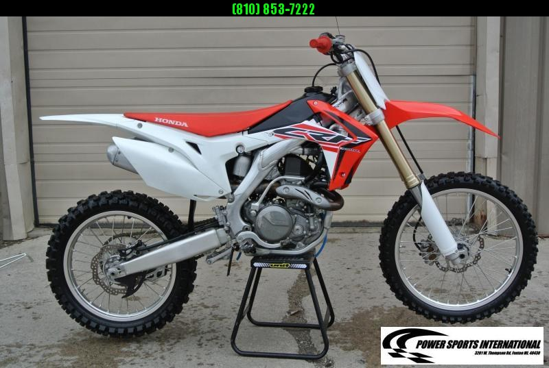 2016 HONDA CRF450RG CRF Motocross Bike MX Motorcycle #1734