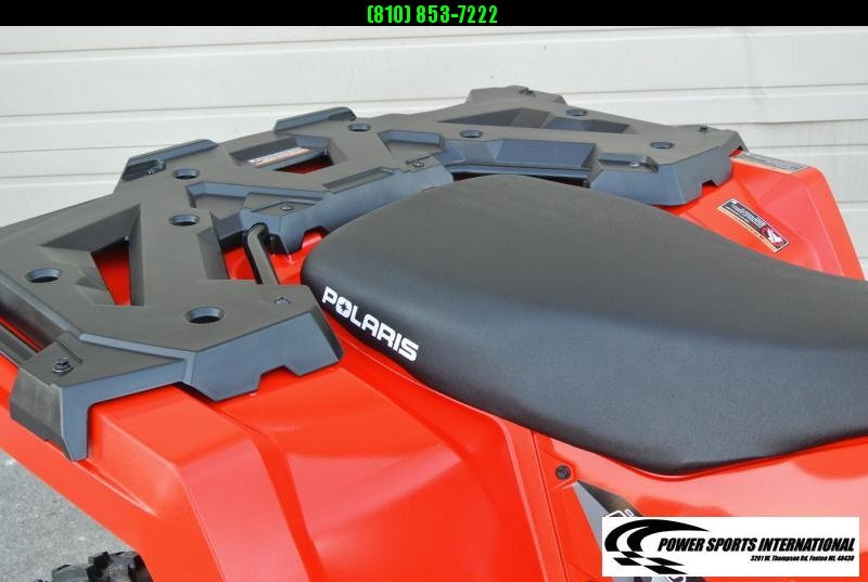 2018 POLARIS SPORTSMAN 570 EFI 4X4 ATV RED #2473
