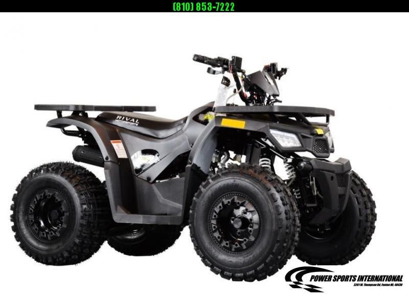 2020 MUDHAWK 10 YOUTH ATV 4-Stroke Automatic Four Wheeler CAMO #0450