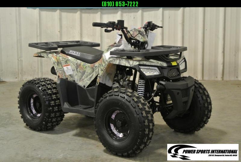 2020 MUDHAWK 10 YOUTH ATV 4-Stroke Automatic Four Wheeler
