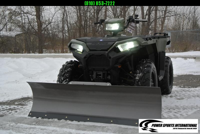 2018 POLARIS SPORTSMAN 850 HUNTER GREEN EDITION #1542