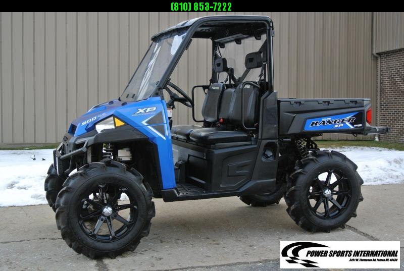 2018 POLARIS RANGER XP 900 EPS on 33's FULL-SIZE UTV SIDE BY SIDE #2047
