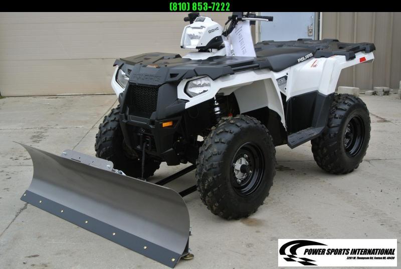 2015 POLARIS SPORTSMAN 570 EPS EFI 4X4 ATV WHITE #1050