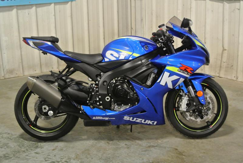 2015 SUZUKI GSX-R600L5 GSX-R Sport Bike Motorcycle #0080