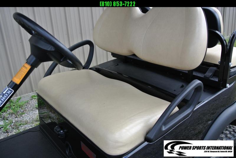 2015 Club Car Precedent 48V Electric Golf Cart #3443