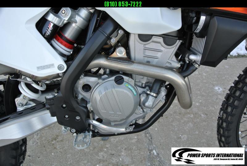 2018 KTM 250 EXC-F 4-Stroke Motorcycle ENDURO DUAL SPORT #0748