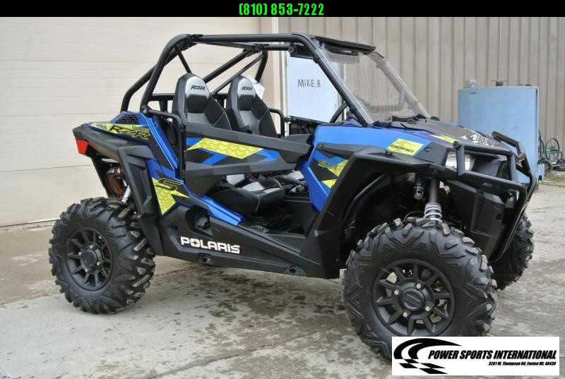 2018 POLARIS RZR S 900 EPS Black Sport Side-by-Side #6346