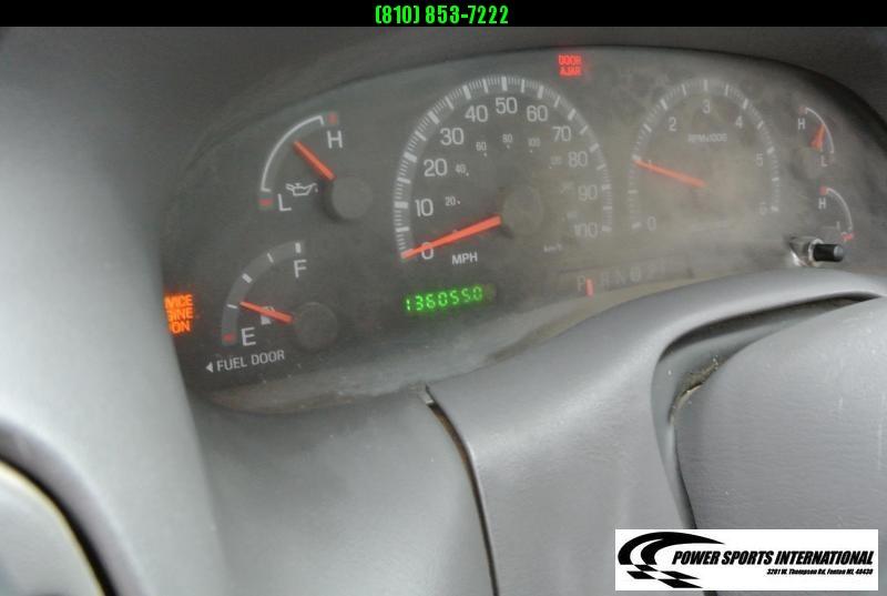 2003 FORD F150 Triton V8 4WD Truck Automatic 8' Bed #4805