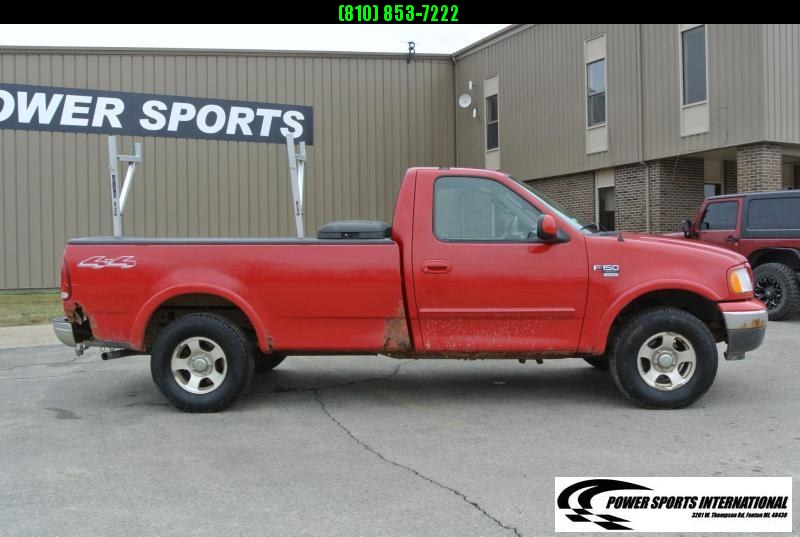 2003 FORD F150 Triton V8 4WD Truck Automatic 8' Bed #4805