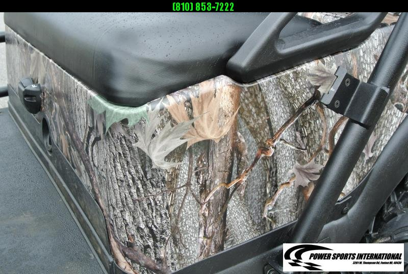 2015 HUNTER EDITION CLUB CAR PRECEDENT 48V Electric CUSTOM GOLF CART #8624