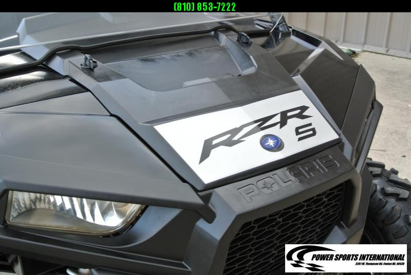 2019 POLARIS RZR S 900 EPS Black Sport Side-by-Side #2708