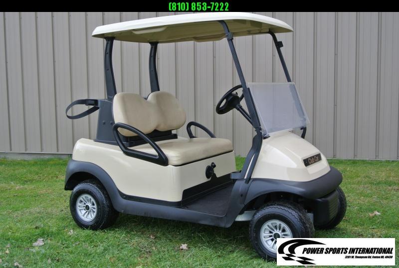 2015 Club Car Precedent EFI Fuel Injected GAS Golf Cart #9303