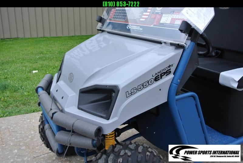 2019 American Land Master LS 550 EPS Utility Side-by-Side (UTV) #0222