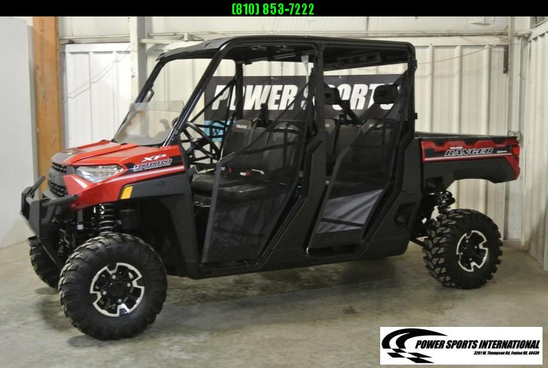2019 POLARIS RANGER CREW 4-Seater XP 1000 EPS  #4242