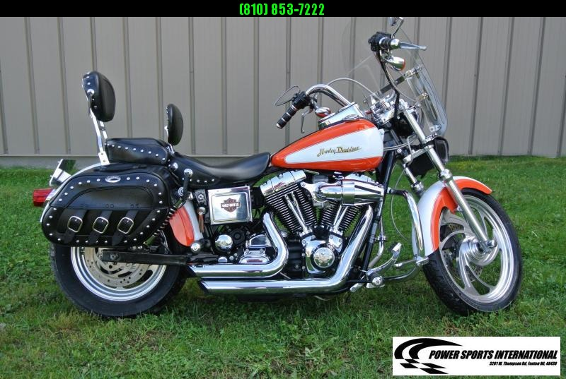 2002 HARLEY DAVIDSON FXDL Dyna Low Rider MOTORCYCLE #7307