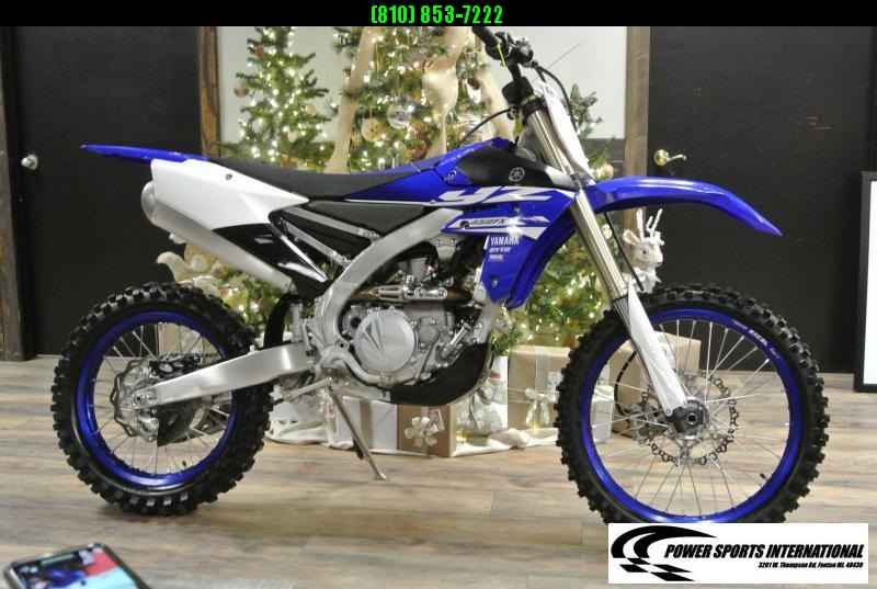 2018 Yamaha YZ450FX OFF ROAD Motorcycle MX Team Edition #4138