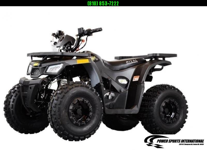 2020 MUDHAWK 10 YOUTH ATV 4-Stroke Automatic Four Wheeler BLUE #0427