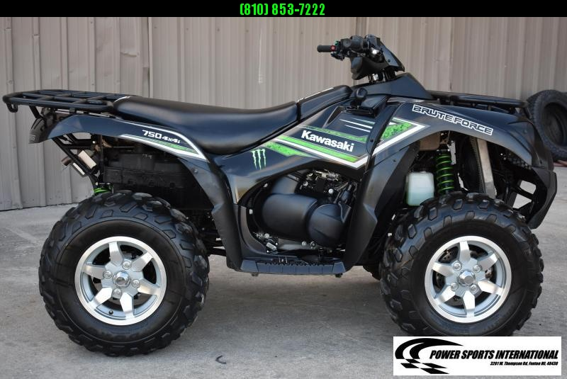 2016 KAWASAKI KVF750GGF BRUTEFORCE (4X4I) Power Steering #1165