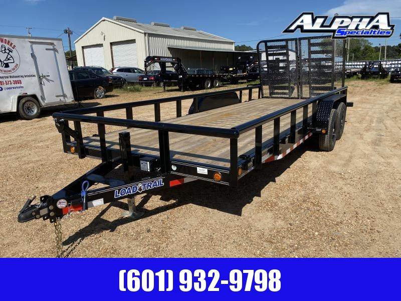 2020 Load Trail CH10 Carhauler 83 x 20 Car / Racing Trailer
