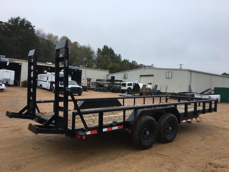 """2020 Load Trail 83"""" x 20' Tandem Axle Carhauler / Racing Trailer"""