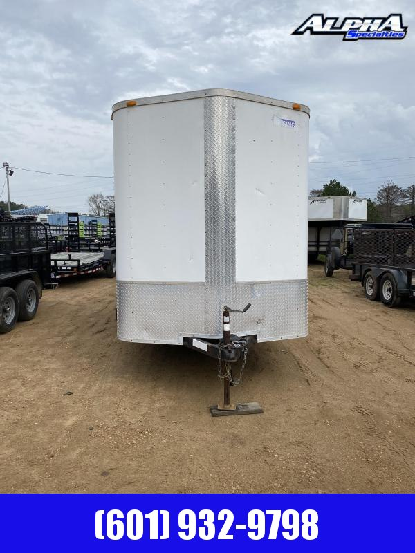USED 2013 Arising 716V Enclosed Cargo Trailer