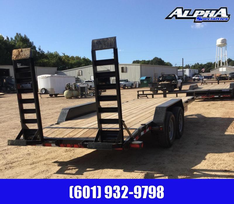 2019 Load Trail 83 x 20 HD Landscape/Equipment Hauler 14K GVWR