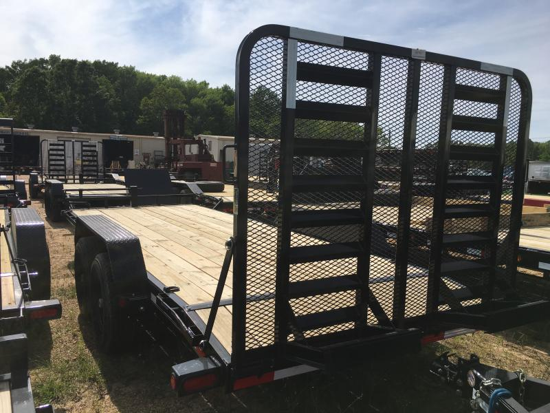 2019 Load Trail 83 x 20 HD Landscape/Equipment Hauler 14K GVWR