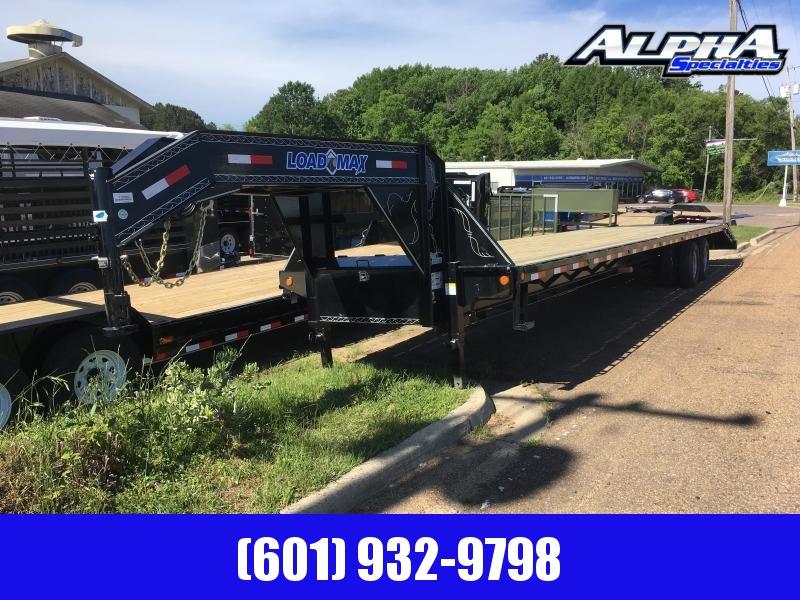 2019 Load Trail 102 x 40 HOTSHOT Gooseneck Flatbed Trailer 24K GVWR