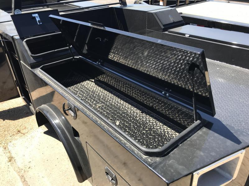 Norstar SD Bed Ford GM DUALLY