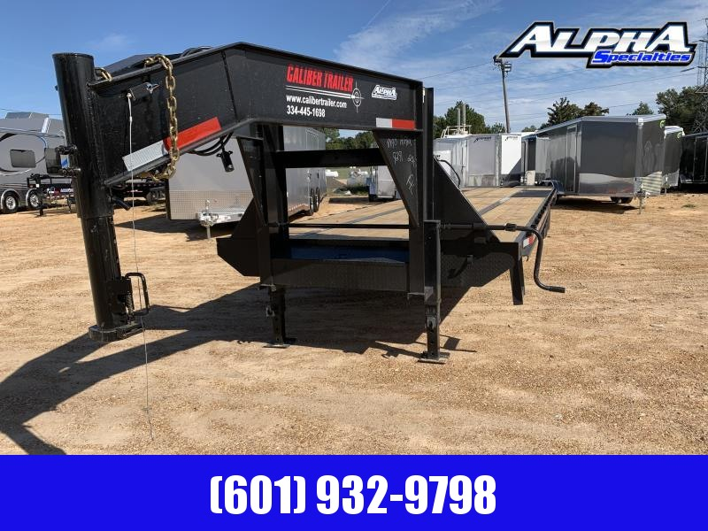 2020 Caliber 8' x 40' Gooseneck / Equipment Trailer