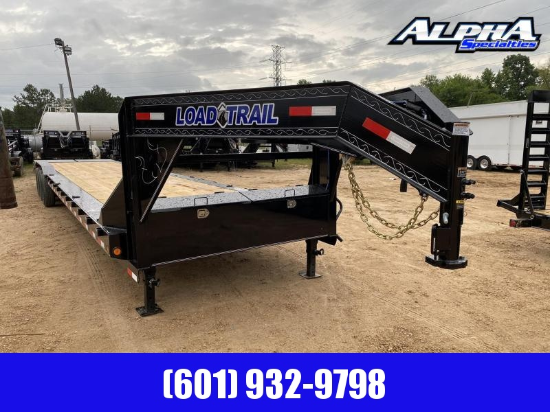 "2020 Load Trial 102"" x 40' Triple Gooseneck Carhauler 21K GVWR"