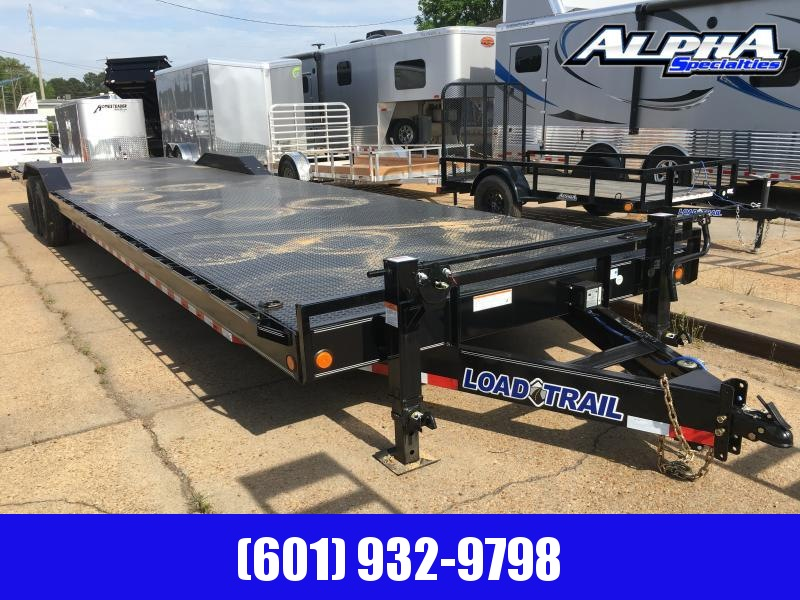 "2019 Load Trail 102"" x 36' Car/Eauip. Hauler 14k GVWR"