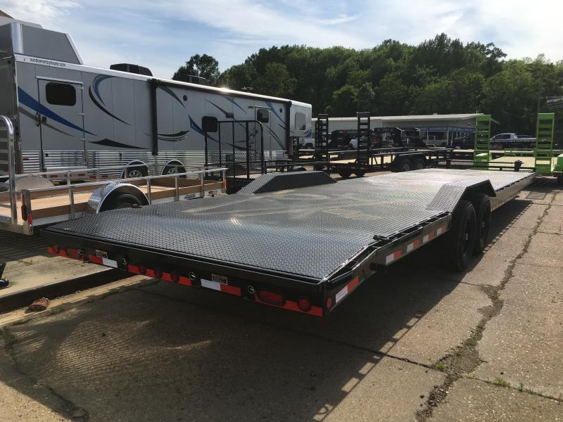 "2019 Load Trail 102"" x 36' Car/Eauip. Hauler 14k GVWR"