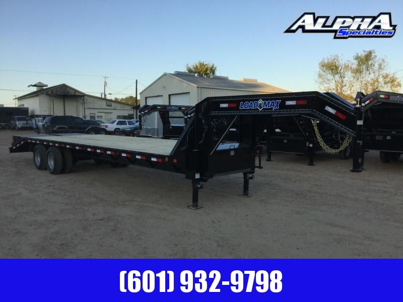 "2020 Load Trail 102"" x 30' Tandem Low-Pro Gooseneck Equipment Trailer"