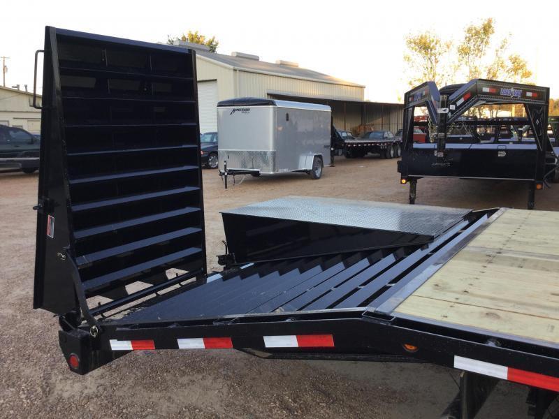 "2020 Load Trail 102"" x 32' Tandem Low-Pro Gooseneck"