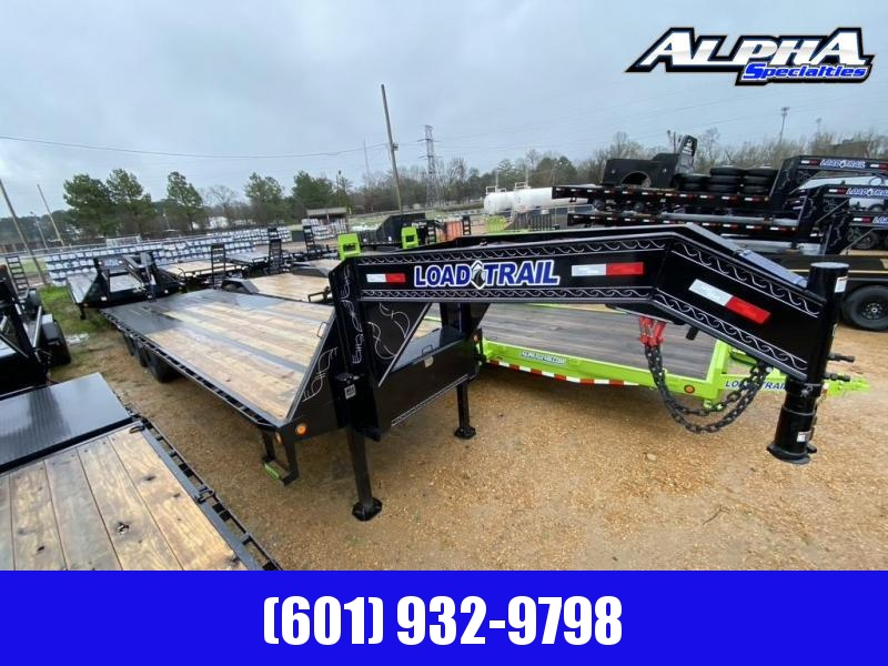 2020 Load Trail GL24 Low-Pro 102 x 32 Equipment Trailer