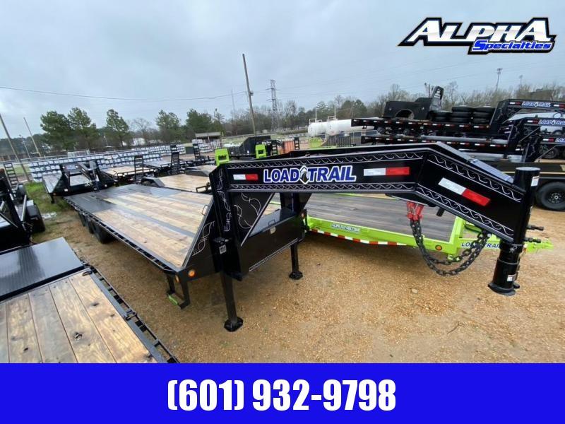 2020 Load Trail GL24 Low-Pro 102 x 32 Equipment Trailer