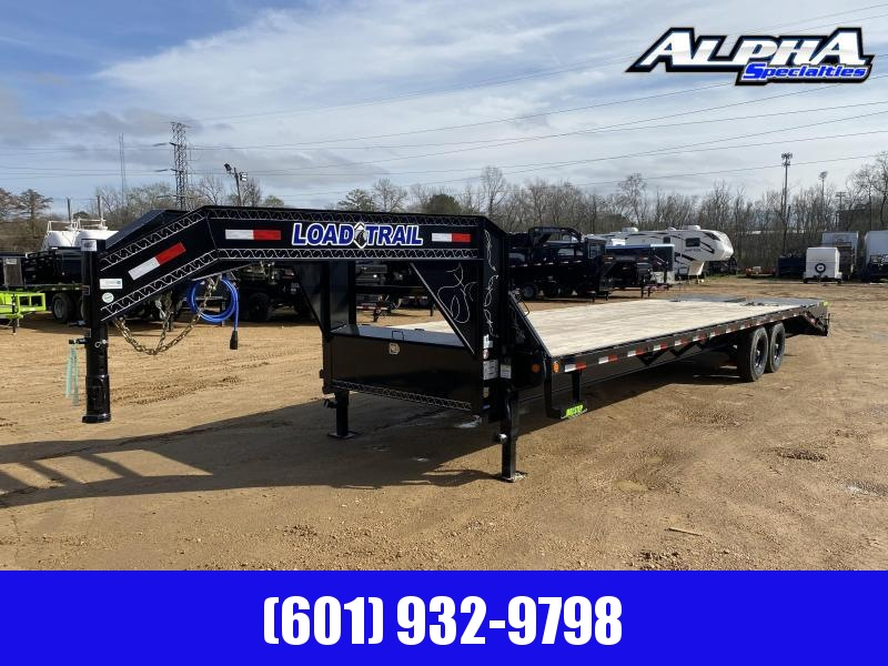 2020 Load Trail GH14 Tandem Heavy Duty 102 x 30 Gooseneck Equipment Trailer 14K GVWR