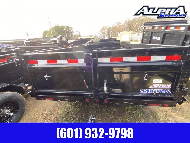 "2020 Load Trail 83' x 16"" w/ 24"" Sides Tandem Axle Dump Trailer 14K GVWR"