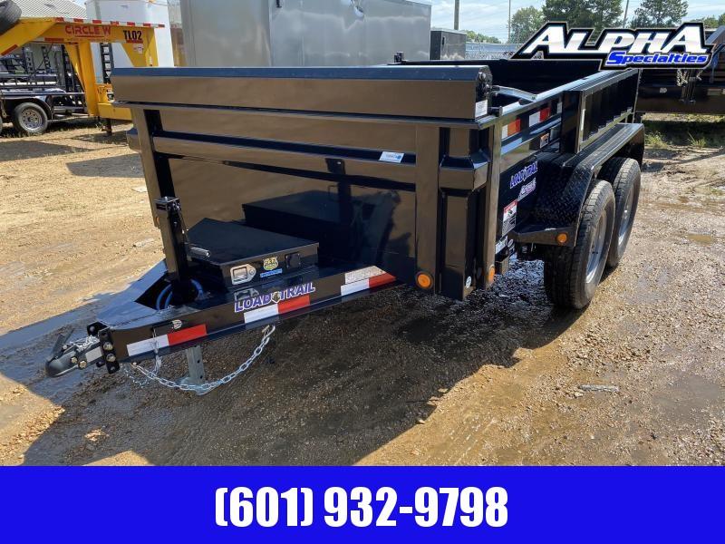 """2020 Load Trail 83"""" x 10' Tandem Axle Dump Trailer 9990K GVWR"""