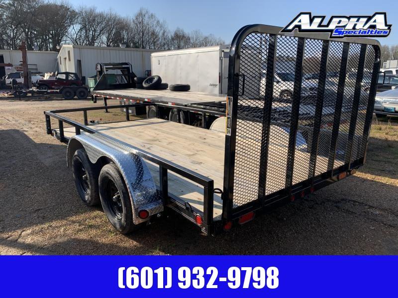 2020 Load Trail UT07 - Tandem Axle Utility 83 x 14 Utility Trailer 7K GVWR