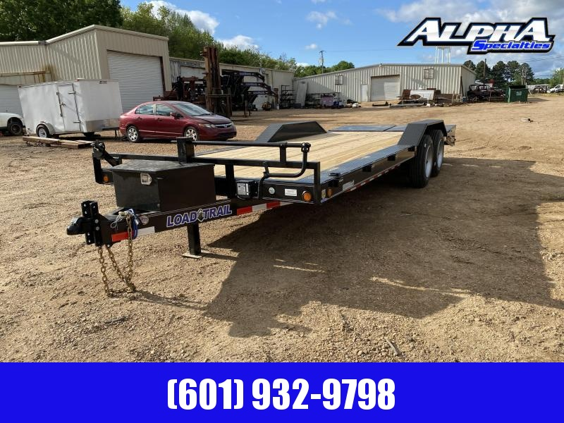 "2020 Load Trail CH16 - Carhauler 16000 Lb w/8"" Channel Frame Car / Racing Trailer"